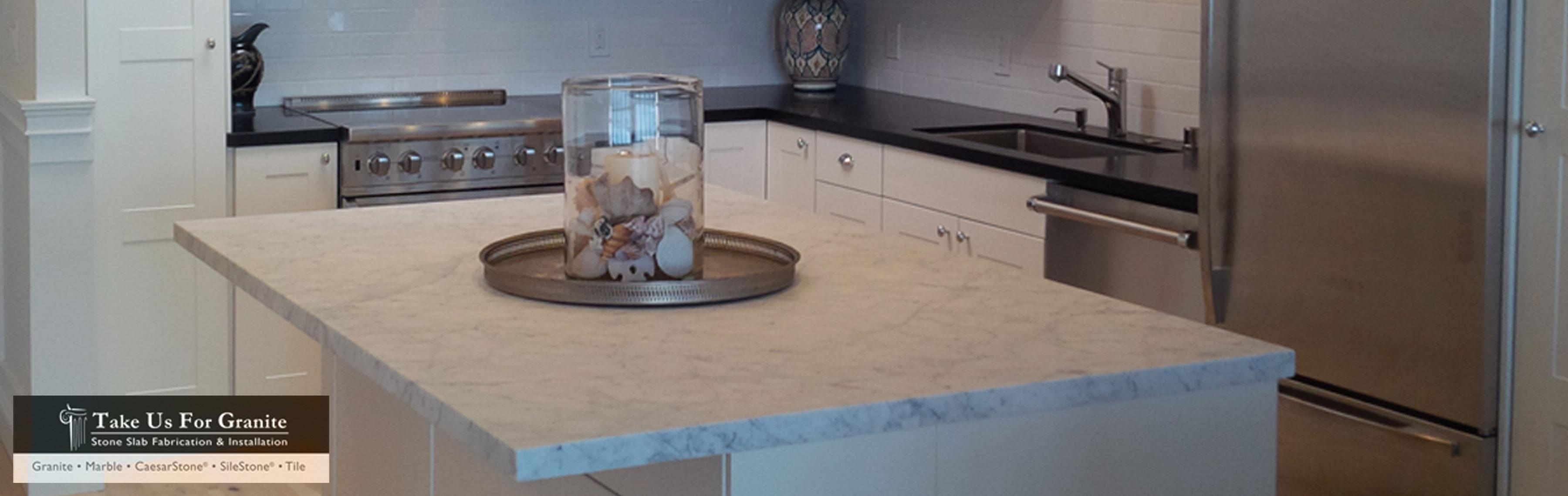Take Us For Granite | Stone & Quartz Slab Sales, Fabrication