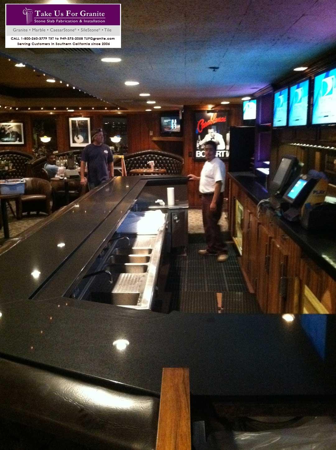 Hotel Lounge Bar Top